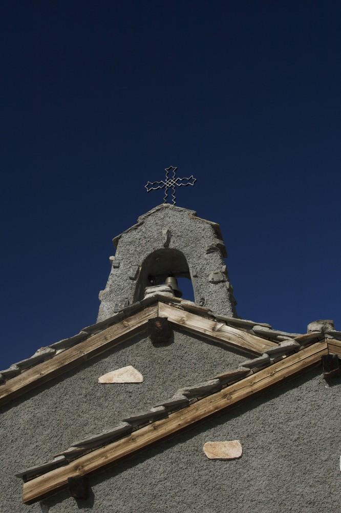 Kirche auf dem Gornergrat
