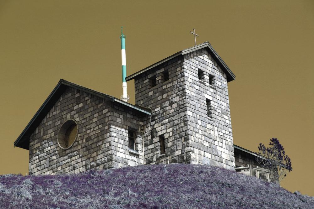 Kirche auf dem Rigi