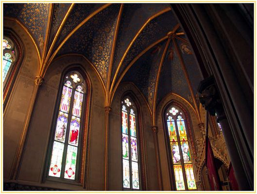 Kirche auf Hohenzollern