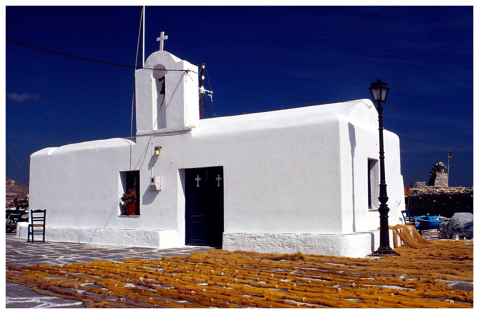 Kirche auf Paros