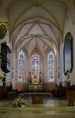 Kirche Baden bei Wien