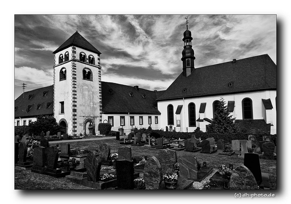 Kirche Brauneberg - Filzen / Mosel