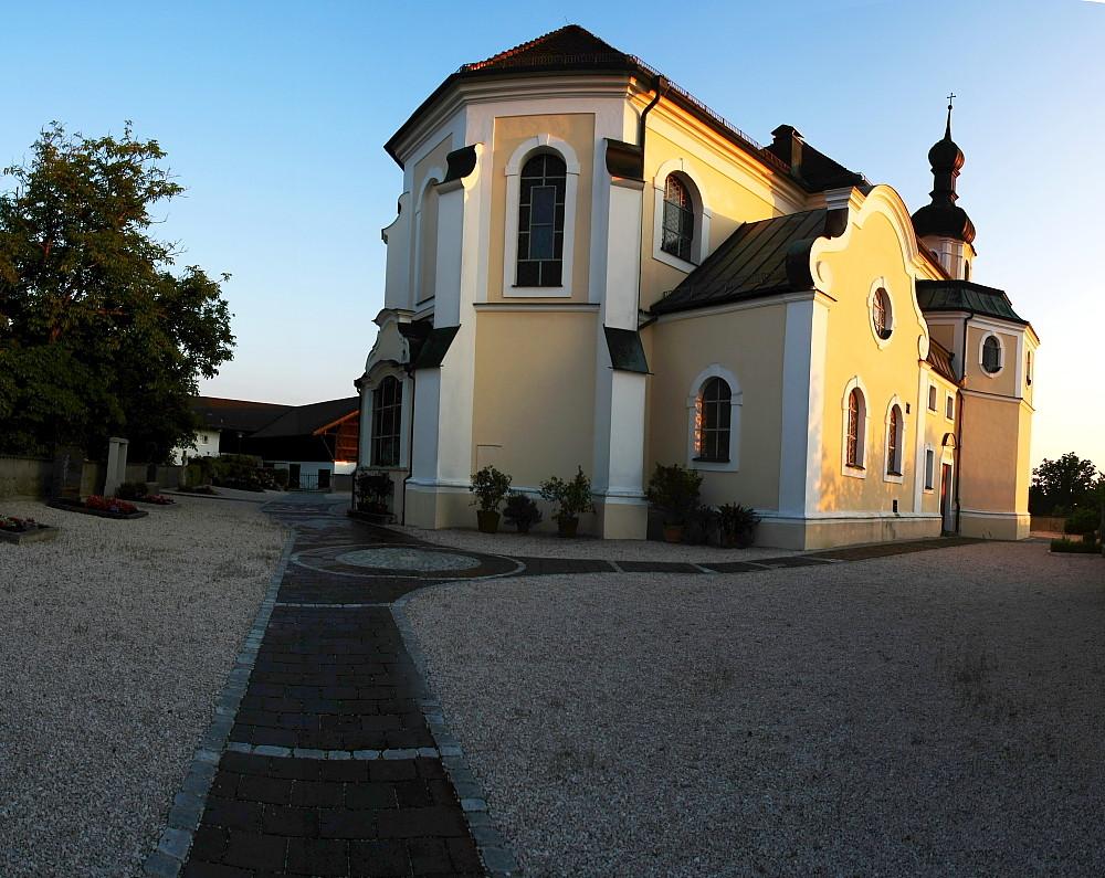 Kirche Breitbrunn am Chiemsee