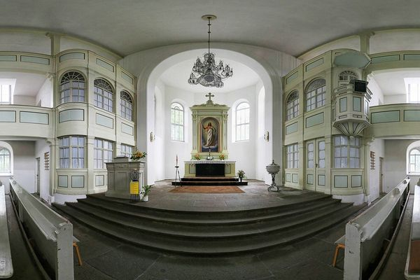 Kirche Crostau