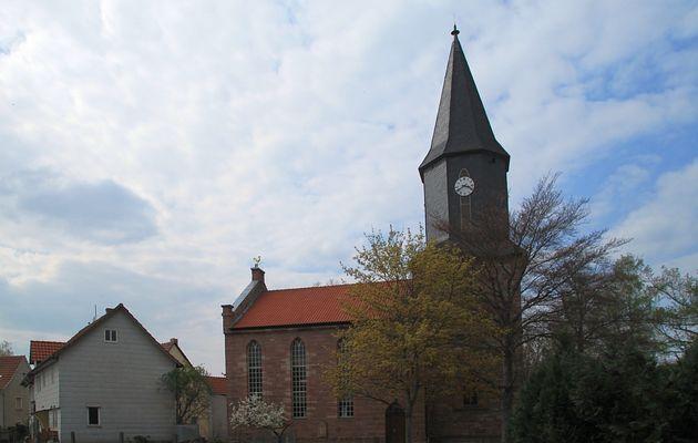 Kirche der evangelisch-reformierte Kirchengemeinde Obersuhl