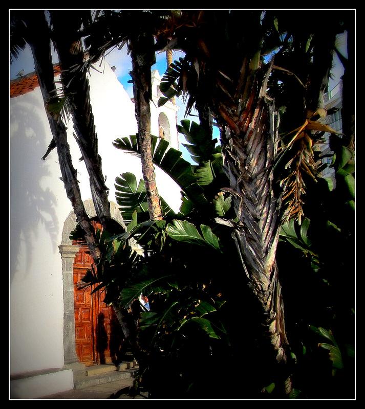 """Kirche """"Ermita de San Juan Bautista"""" auf Teneriffa 1"""