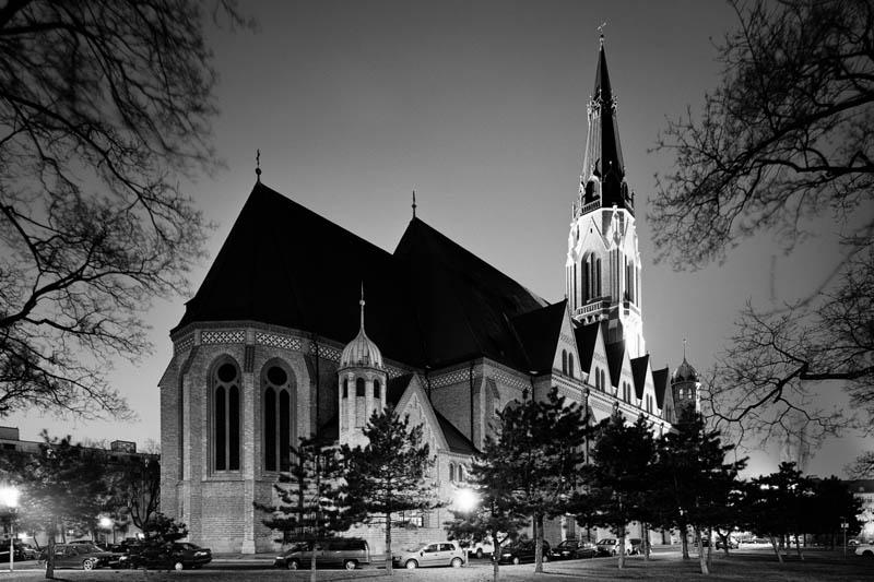 Kirche Floridsdorf