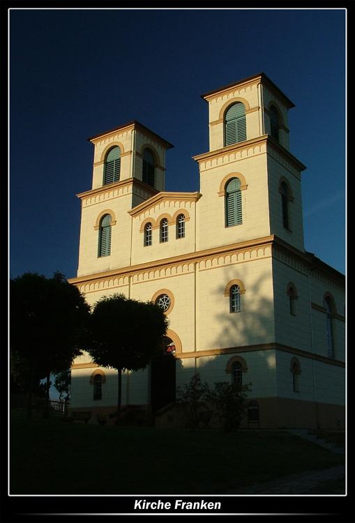 Kirche Franken bei Waldenburg
