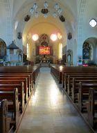 Kirche Gerliswil ...