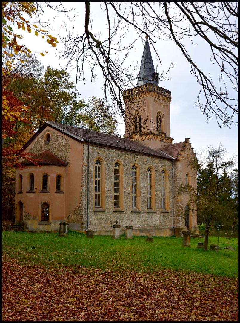 Kirche Gierstädt