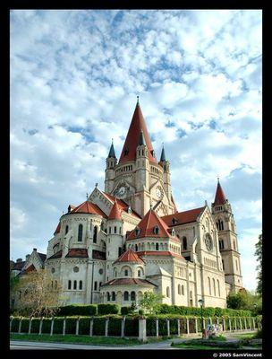 Kirche Hl. Franz von Assisi in Wien