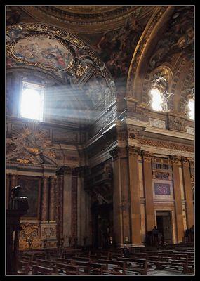 Kirche Il Gesu in Rom