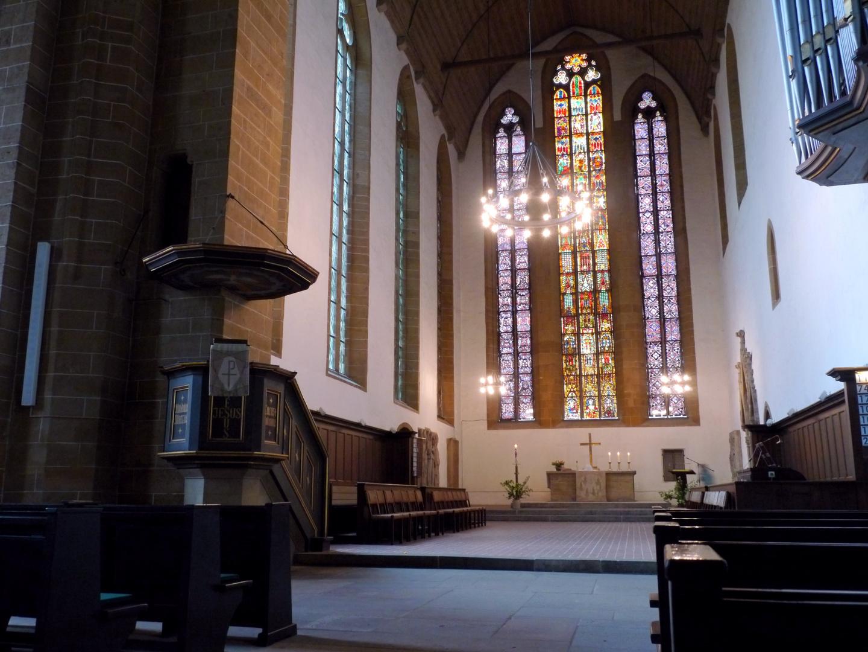 Kirche im Augustinerkloster zu Erfurt
