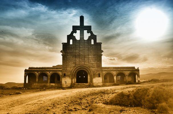 Kirche im ehemaligen Sanatorio de Abona