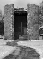 Kirche im KZ Dachau