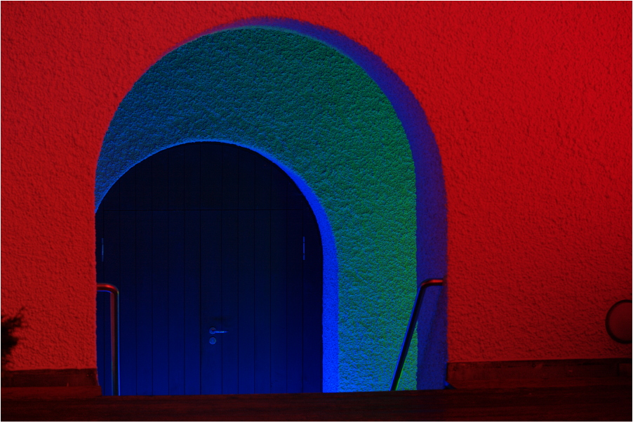 Kirche im Licht 11