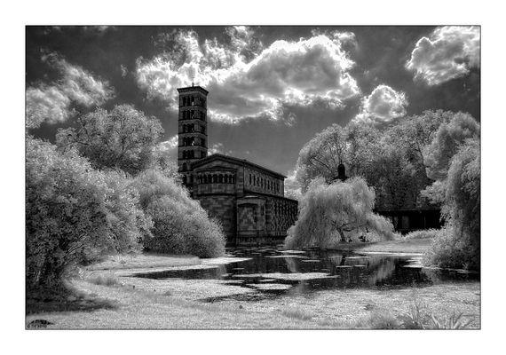 Kirche im Park Sanssouci II