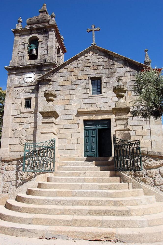 Kirche in Abragao