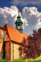 Kirche in Ahrensburg
