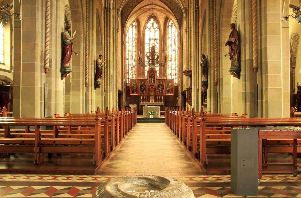 Kirche in Alderkerk