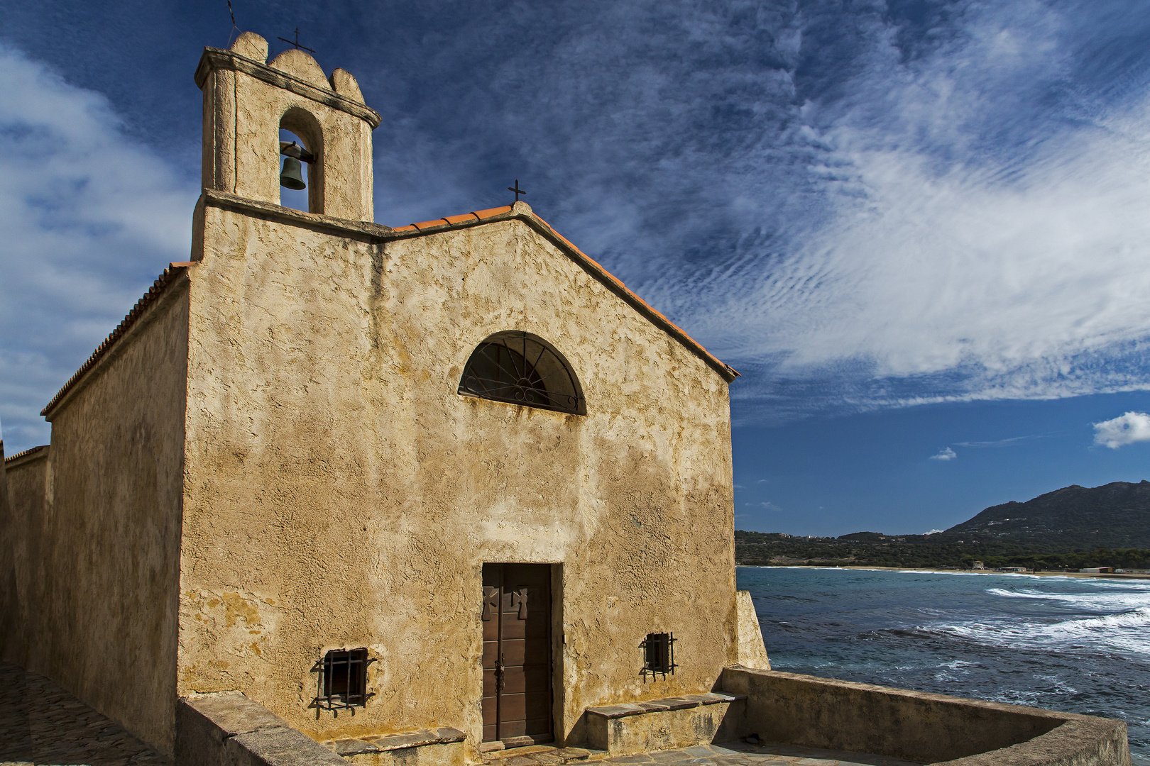 Kirche in Algajola