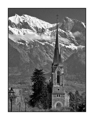 Kirche in Bad Ragaz