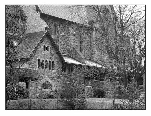 Kirche in Balzers