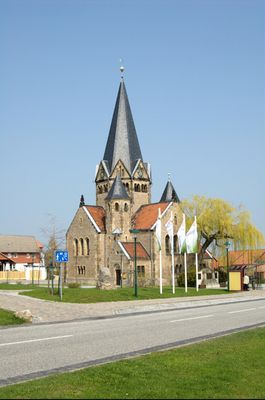 Kirche in Benzingerode