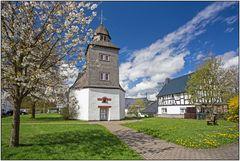 Kirche in Berghausen