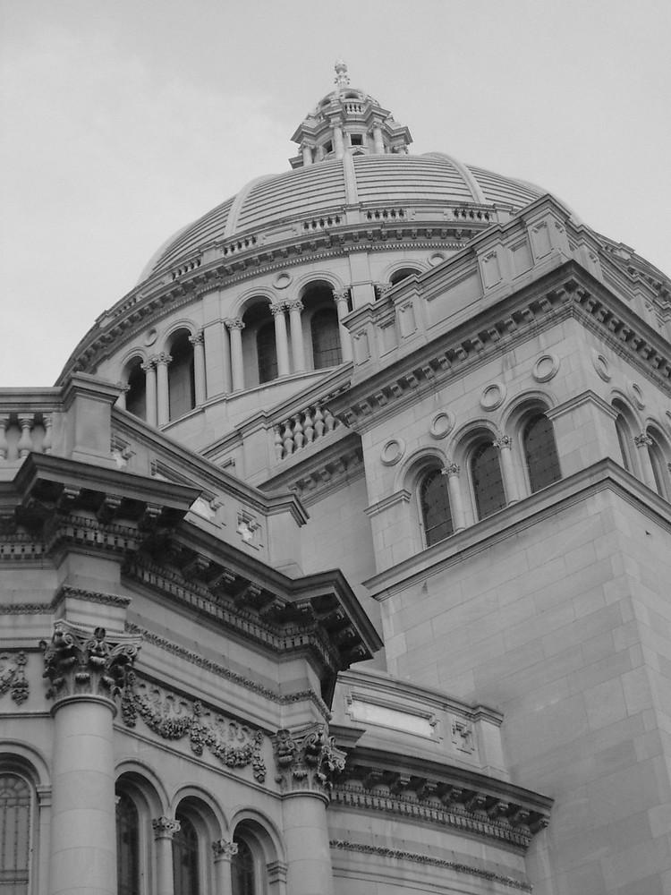 Kirche in Boston