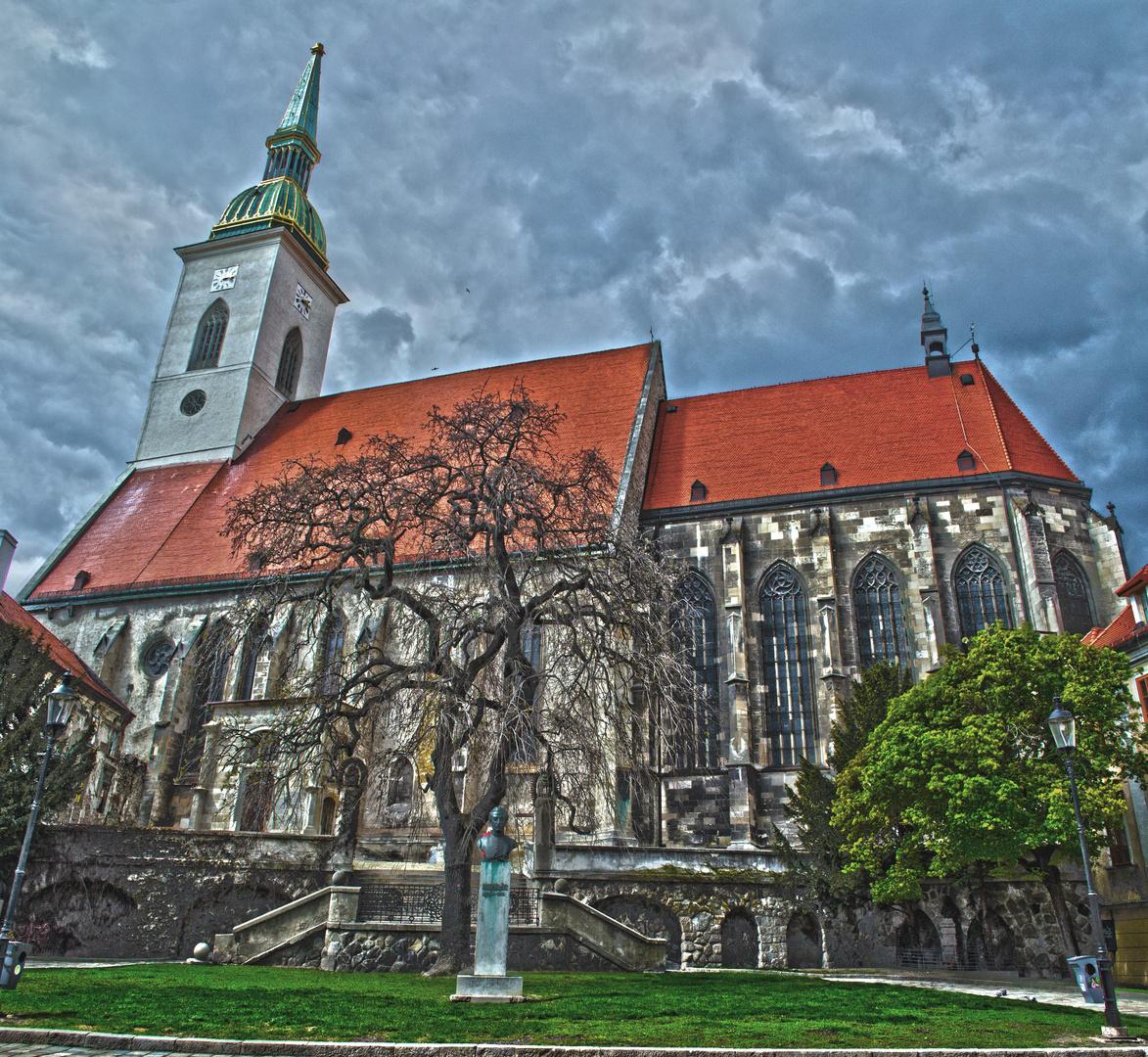 Kirche in Bratislava