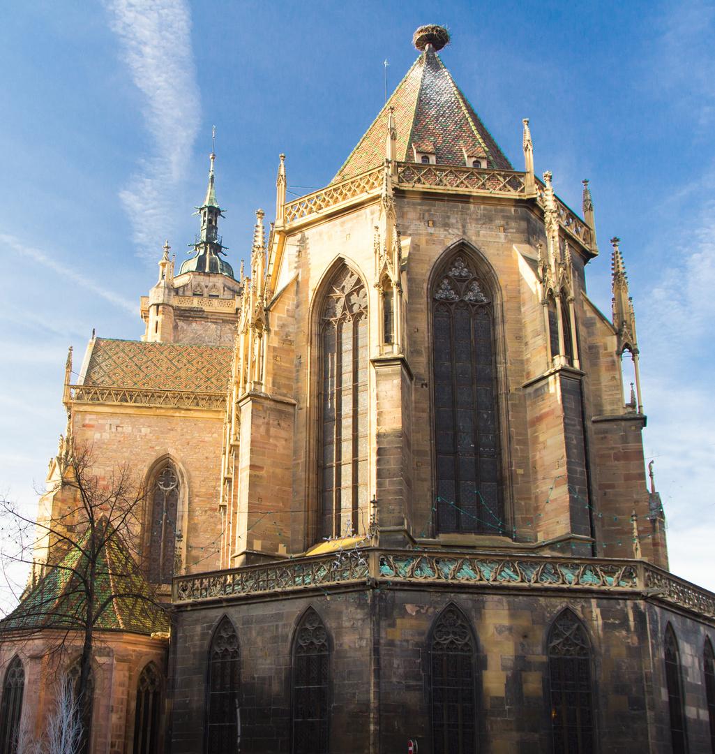 Kirche in Colmar