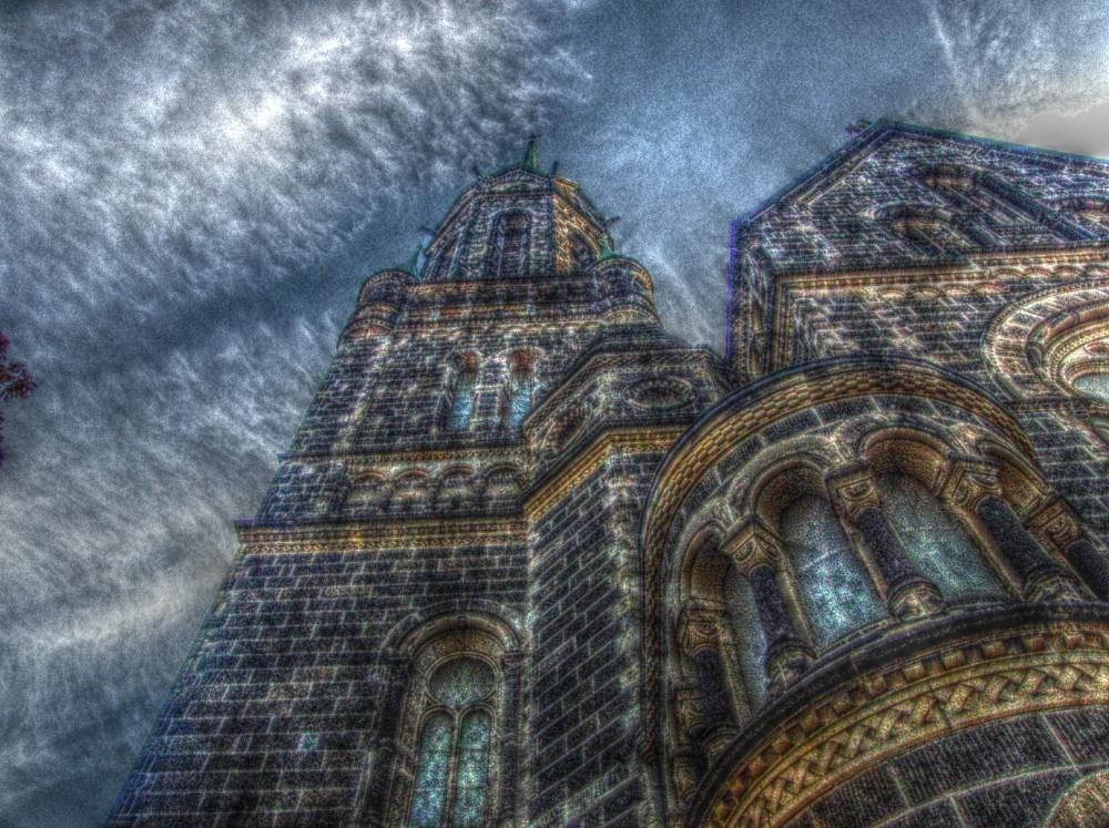 Kirche in der Rheydter Innenstadt