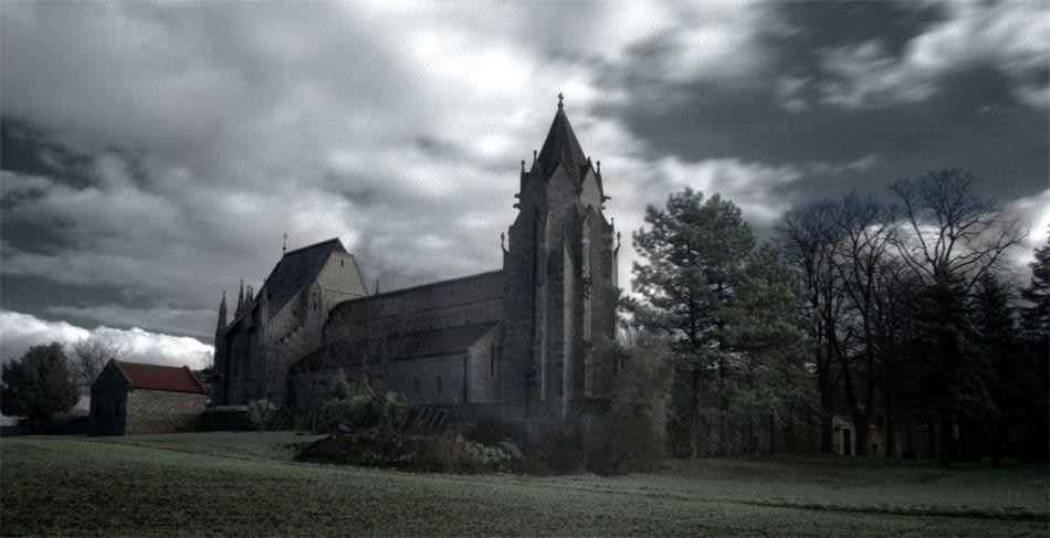 Kirche in Deutsch Altenburg