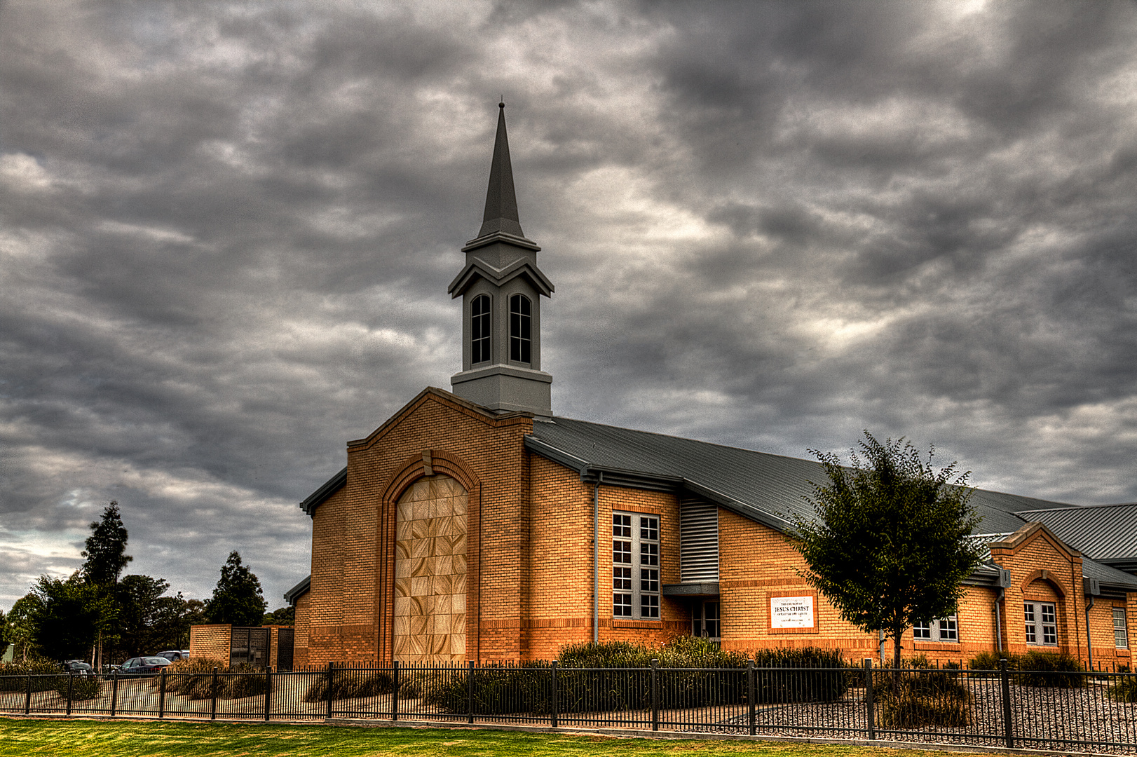 Kirche in Devon Meadows