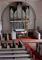 Kirche in Ditzum, Ostfriesland