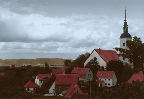 Kirche in Dohna