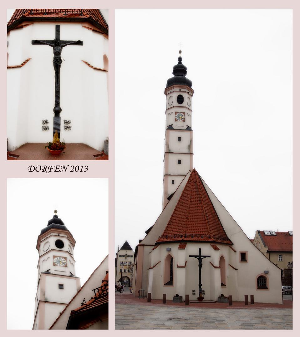 Kirche in Dorfen