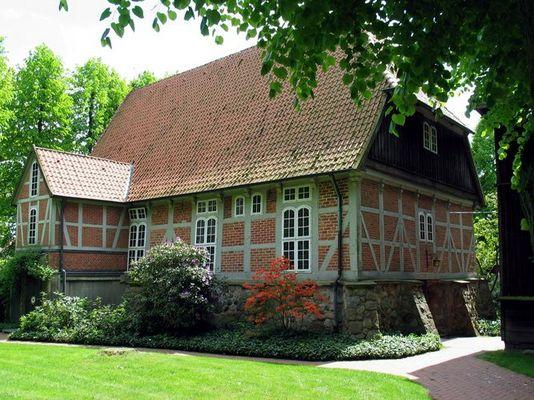 Kirche in Egestorf/Lüneburgerheide2