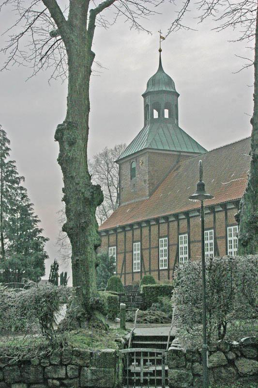 Kirche in Eis 1