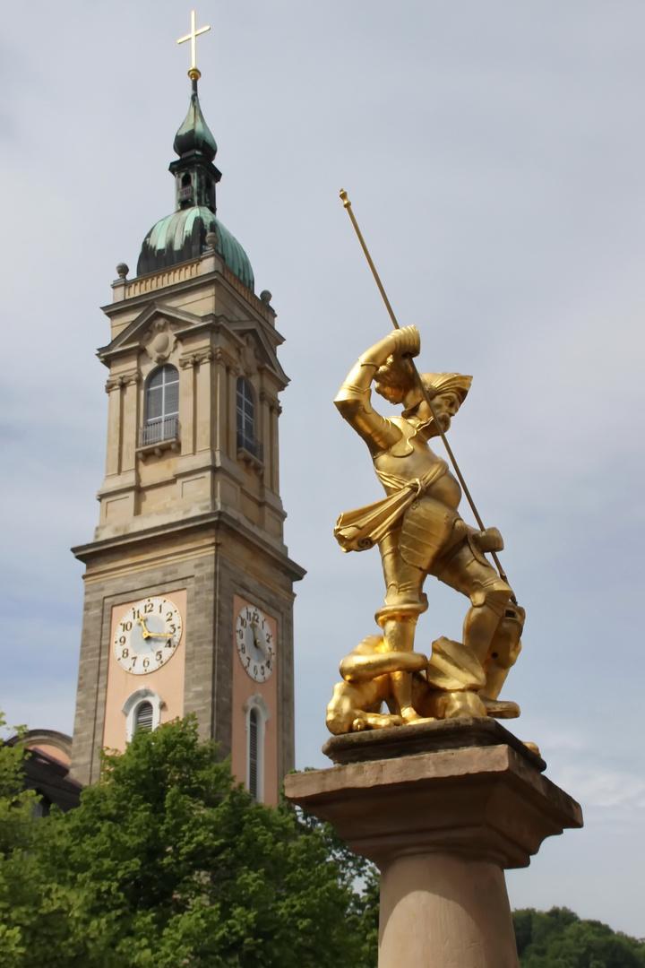 Kirche in Eisenach