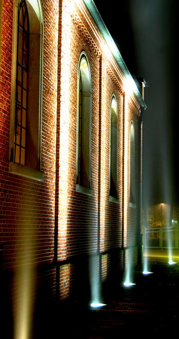 Kirche in Flachsmeer