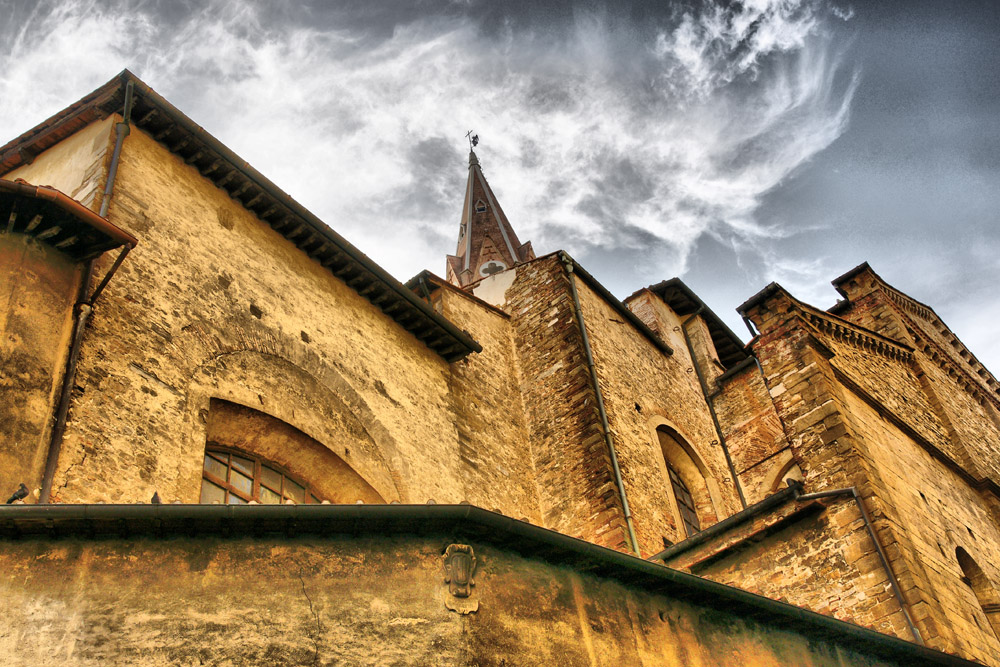 Kirche in Florenz