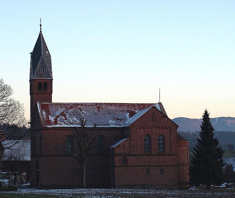Kirche in Freiamt-Mußbach