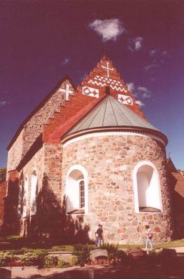 Kirche in Gamla Uppsala