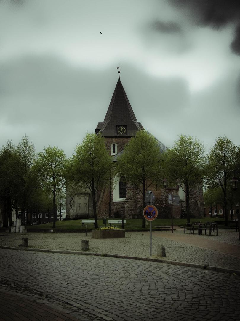 Kirche in Garding