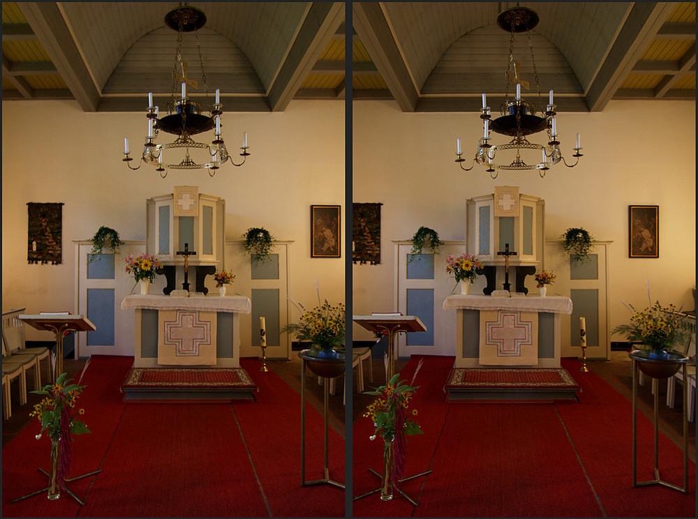 Kirche in Gosen