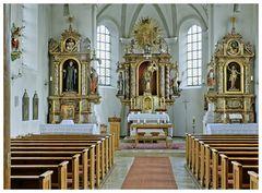 Kirche in Grasbrunn