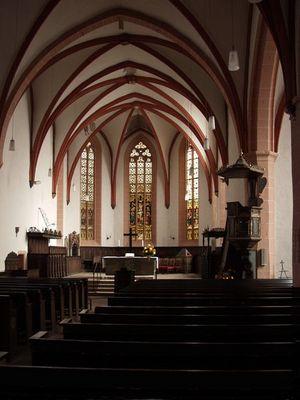 Kirche in Grebenstein / Kassel