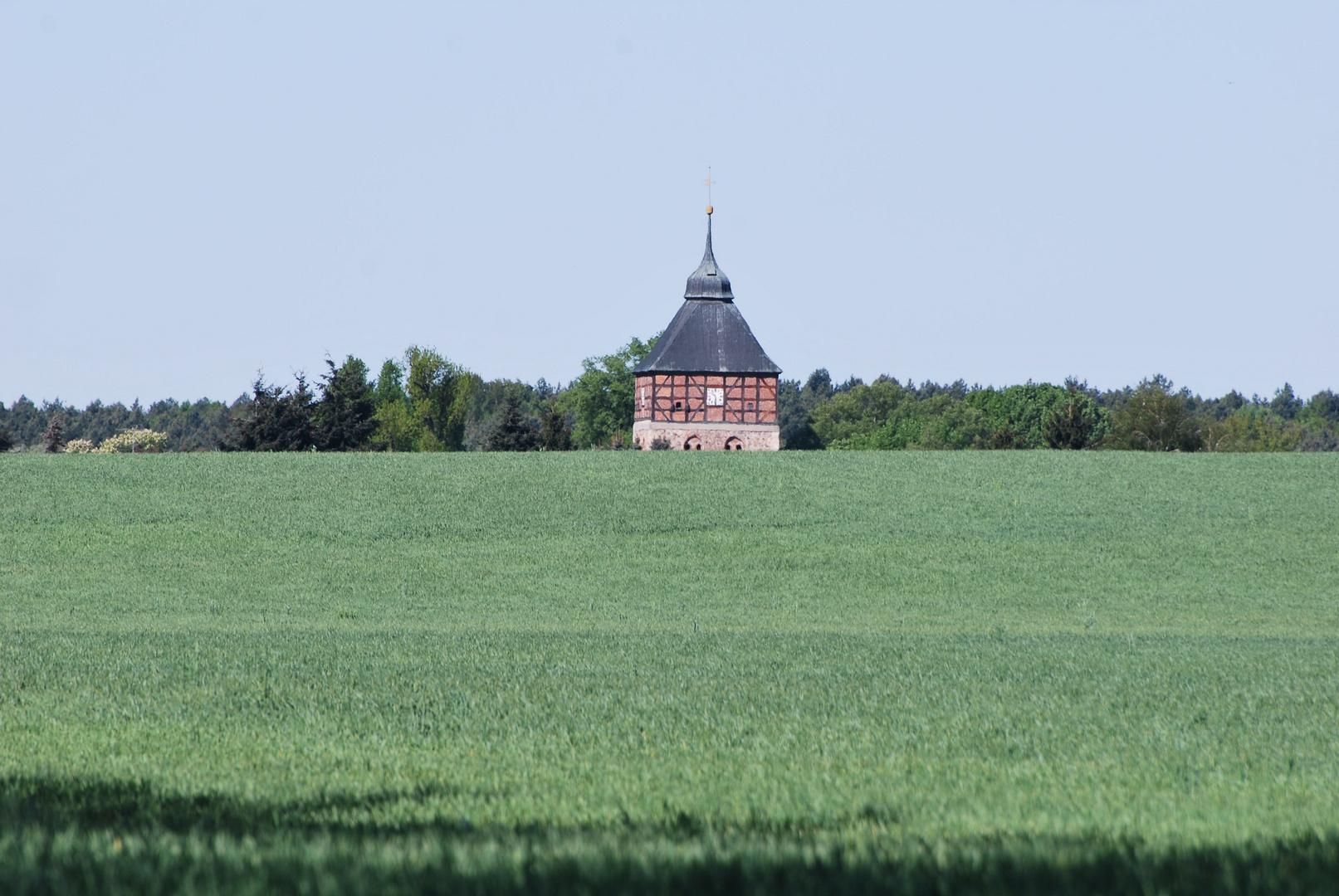 Kirche in Groß Schönebeck 1